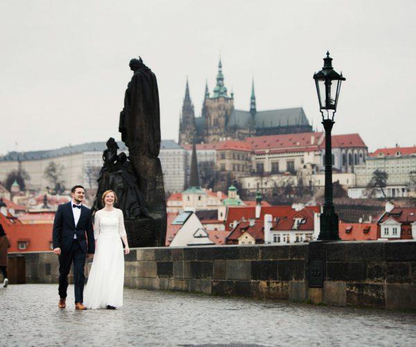 Weddingweigel Karlsbrücke